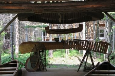 Wendake, la réserve Indienne à Québec (Canada)