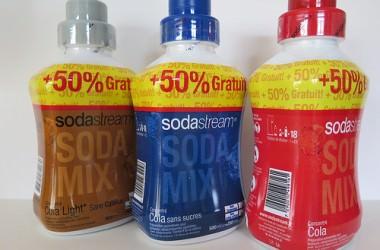 C'est nouveau et c'est bon : les sodas maison avec Sodastream