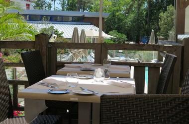 Le restaurant Côté d'Arguin, Centre Thalazur d'Arcachon
