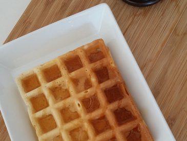 La recette des gaufres sans gluten