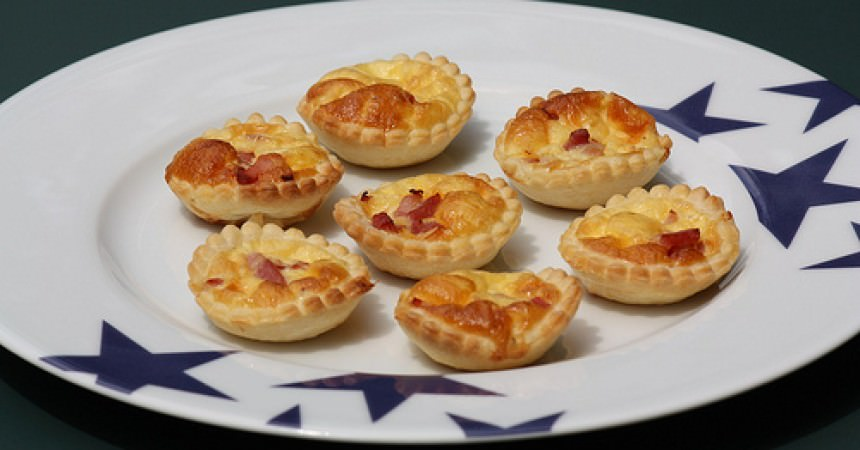 mini quiches lorraines ma p 39 tite cuisine. Black Bedroom Furniture Sets. Home Design Ideas