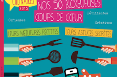 Saveurs, Hors série spécial blogs culinaires