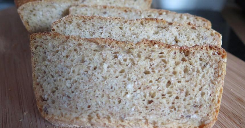 Ma recette du pain bis aux céréales