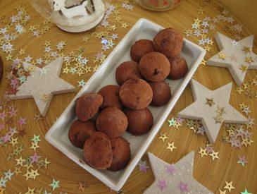 La recette des truffes au chocolat maison