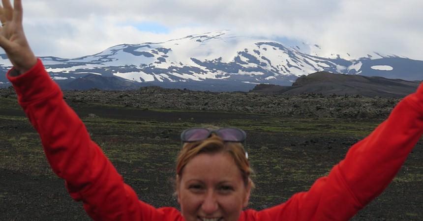 Road-trip en Islande, le volcan Hekla [jour 3]