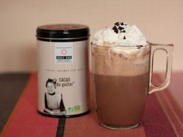 Chocolat viennois, le chocolat chaud à la chantilly