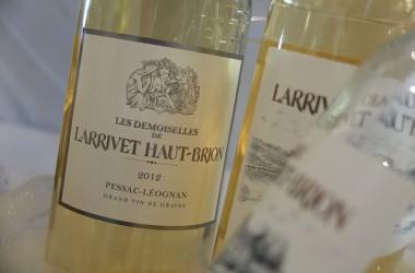 Œnofolies de Pâques au Château Larrivet Haut-Brion, des places à gagner