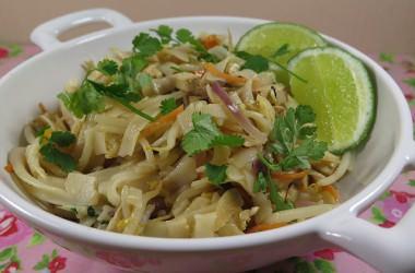La recette du Pad Thaï, un classique de la cuisine Thaïlandaise