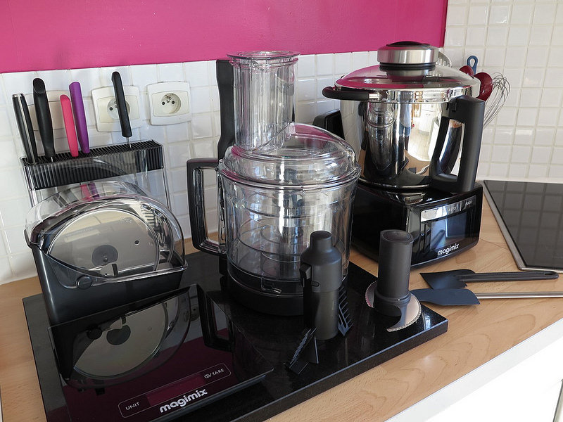 Robot cuiseur cook expert magimix test produit ma p 39 tite cuisine - Robot pour faire soupe ...