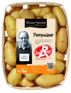 Pomme-de-terre-Pompadour