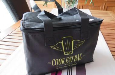 J'ai testé la livraison de produits prêt à cuisiner Cook Eat Bag