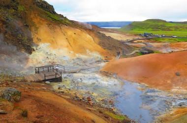 Road-Trip en Islande : La péninsule de Reykjanes