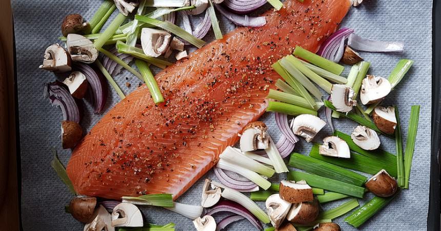 La recette du filet de truite cuit au four ma p 39 tite cuisine - Comment cuisiner la truite au four ...