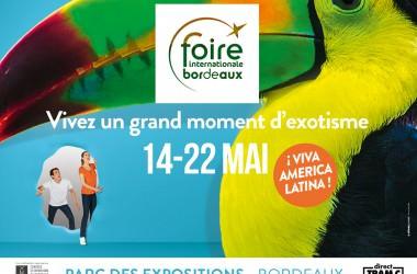 Foire Internationale de Bordeaux 2016, des invitations à gagner