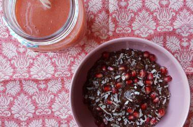 Porridge chocolat & coco