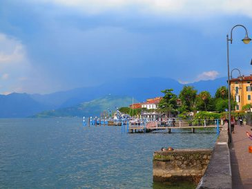A la découverte du Lac d'Iseo [Food-Voyages Grands Lac, Jet Tours]