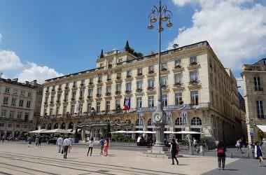 Restaurant Le Bordeaux – Gordon Ramsay