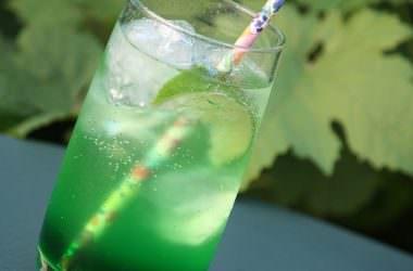 Ma version du cocktail Caïpirinha