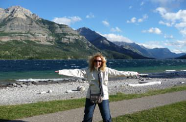 Parc National Glaciers (Montana, USA) & Waterton (Canada)