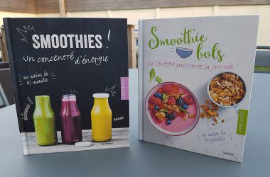 Lectures gourmandes : Smoothies & Smoothie bols