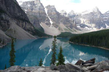 Parc National de Banff & la Icefiels Parkway [mon Wild Wild West au Canada]