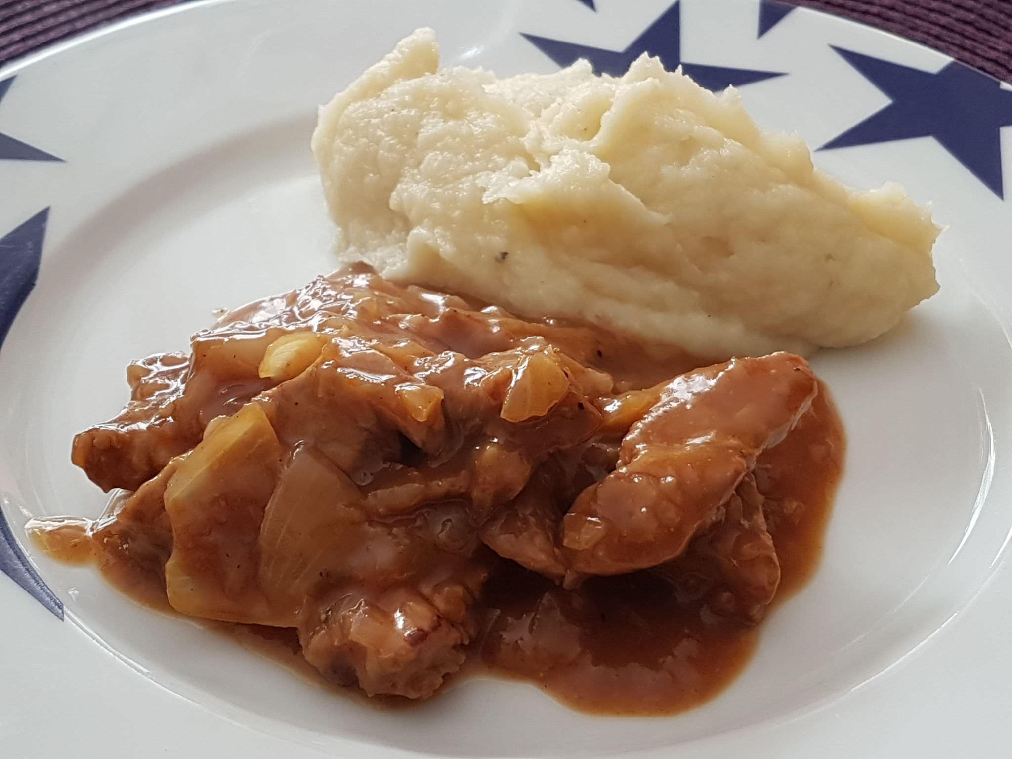 Saut de porc la bi re pain d 39 pices ma p 39 tite cuisine - Ma p tite cuisine ...