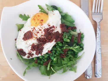 Mon déjeuner gourmand & équilibré (7 sp weight-watchers)