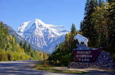 Le Parc du Mont Robson [mon Wild Wild West au Canada]