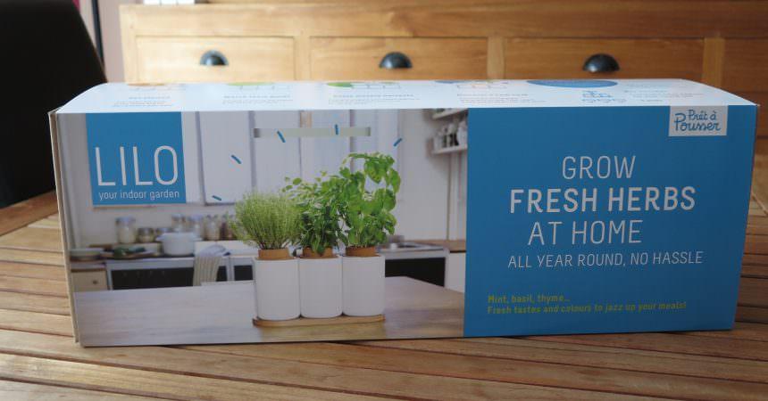 lilo de pr t pousser pour avoir des herbes fra ches toute l 39 ann e dans sa cuisine ma p 39 tite. Black Bedroom Furniture Sets. Home Design Ideas