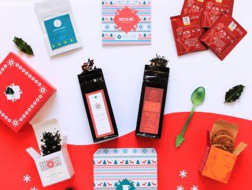 La box de thé de Noël, Envouthé
