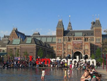 Quelques jours pour découvrir Amsterdam