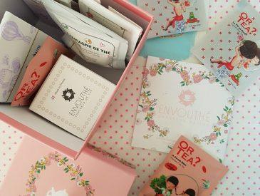 Box Envouthé La Romantique [février 2017]