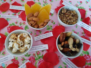 J'ai testé la Gretel Box, pour des snacks sains et gourmands