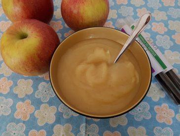 Ma compote préférée : pommes, poires & vanille