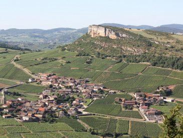 Un p'tit tour en Bourgogne, dans le Mâconnais