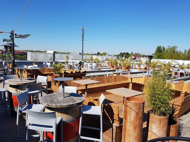 Le Canopee Cafe I Restaurant En Roof Top I Merignac 33 Audrey