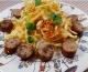 Salade de chou & carottes au sésame