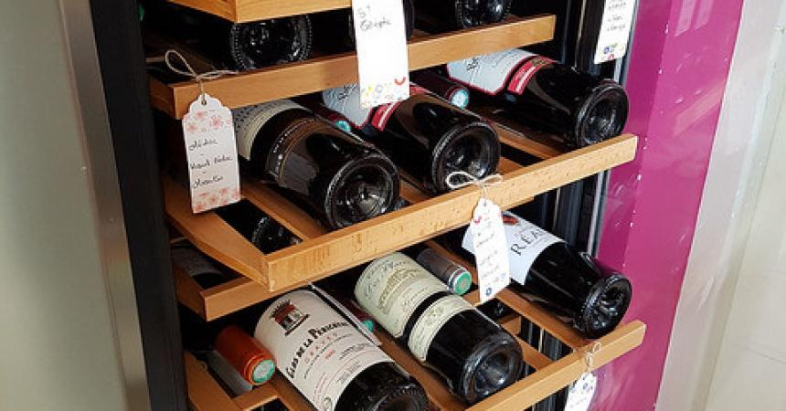 Comment choisir sa cave vins ma p 39 tite cuisine - Cave a vin que choisir ...