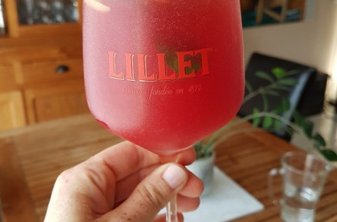 Cocktail Lillet Sangria