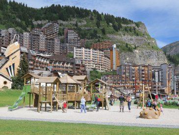 Nos vacances dans les Alpes, destination Avoriaz