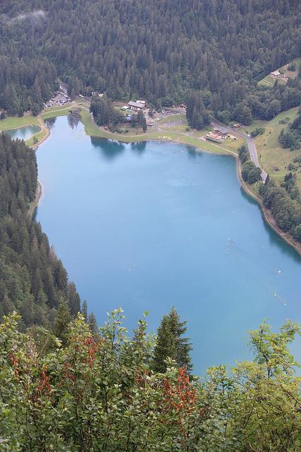Belvédère du Lac de Montriond