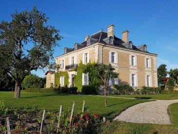 Le Château Haut Bailly, Grand Cru Classé Pessac-Léognan et sa table privée I Gironde