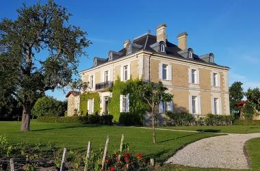Le Château Haut Bailly, Grand Cru Classé Pessac-Léognan et sa table privée