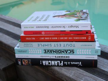 Lectures gourmandes d'été