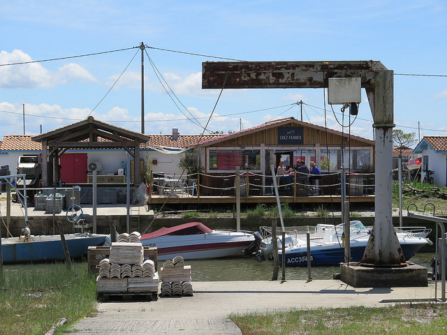 Restaurant Chez Eliette, Andernos (Gironde)