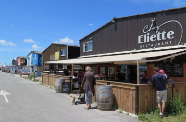 Chez Eliette I Restaurant poisson & fruits de mer I Andernos (33)