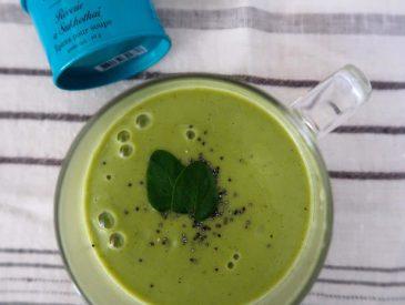 Vite fait bien fait I Ma soupe de légumes verts prête en 10 minutes