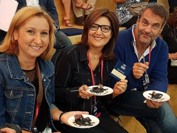 Le Pasta World Championship Barilla