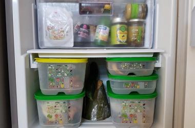 Mes astuces anti-gaspi pour bien conserver mes aliments au réfrigérateur