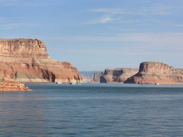 Le Lac Powell & Rainbow Bridge
